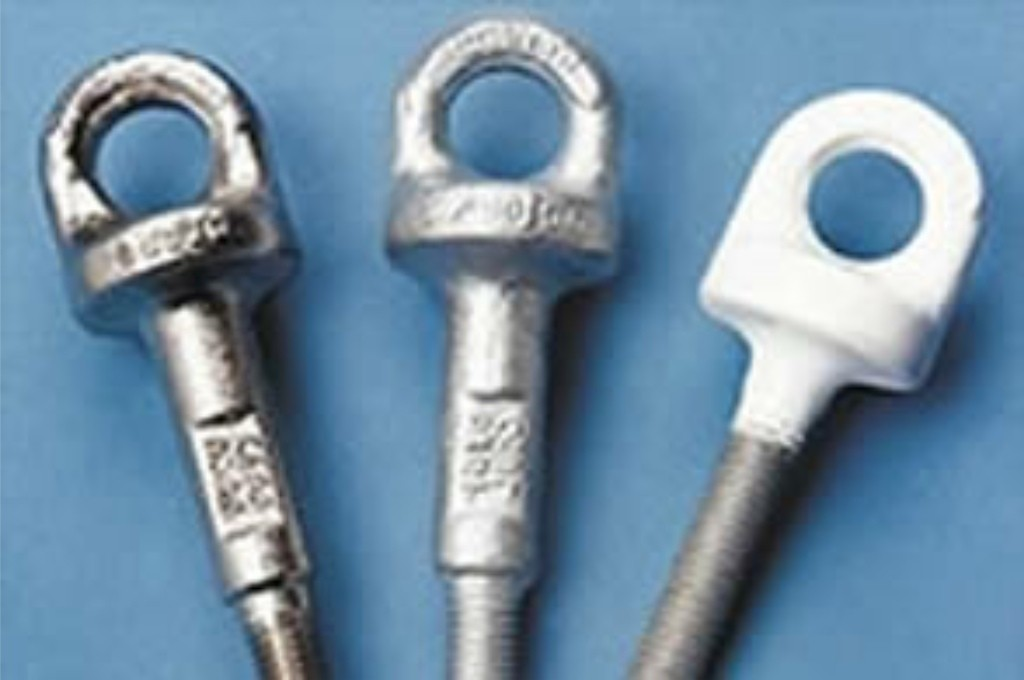 Eyebolts and Pushlocks