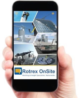 Rotrex Onsite App